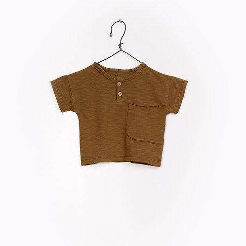 T-shirt garçon 100% coton organique - Play Up