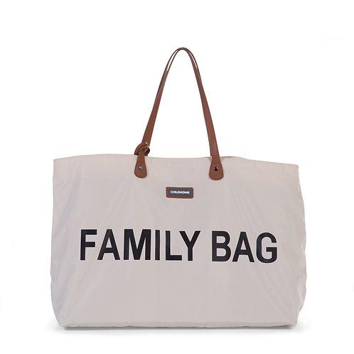 Family bag écru/noir - Childhood