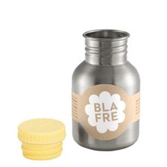Gourde en acier inoxidable jaune clair 300 ml - Blafre
