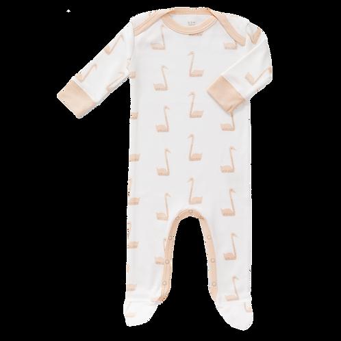 Pyjama bébé aux motifs cygne - FRESK