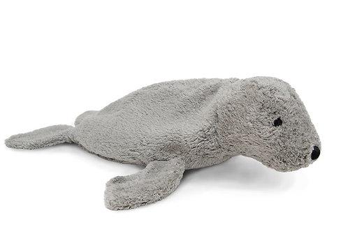 Doudou bouillotte - Phoque gris Small - Senger