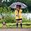 """Thumbnail: Parapluie enfant """"Licorne"""" - Minikane"""