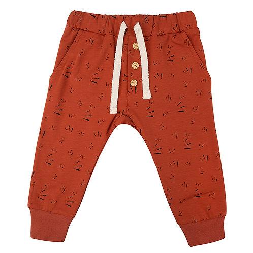 """Pantalon imprimé """"Fireworks"""" - Little Indians"""