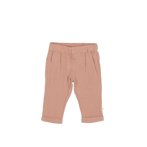 Pantalon en gaze de coton - Les Petites Choses