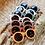 Thumbnail: Lunettes de soleil en plastique recyclé - Stone - Grech&Co