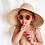 Thumbnail: Lunettes de soleil en plastique recyclé - Burlwood - Grech&Co