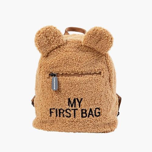 My first bag - Teddy beige - Childhome