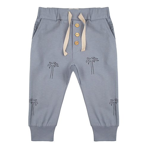 "Pantalon ""Palmtrees"" - Little Indians"