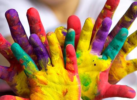 Occuper nos kids jusqu'à 4 ans avec des activités toutes simples