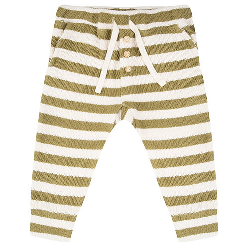 Pantalon jogging rayé - Little Indians