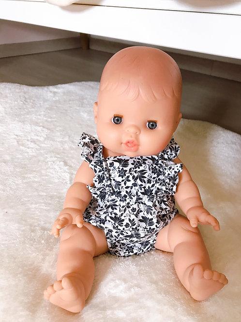 Barboteuse pour poupée - Paola Reina
