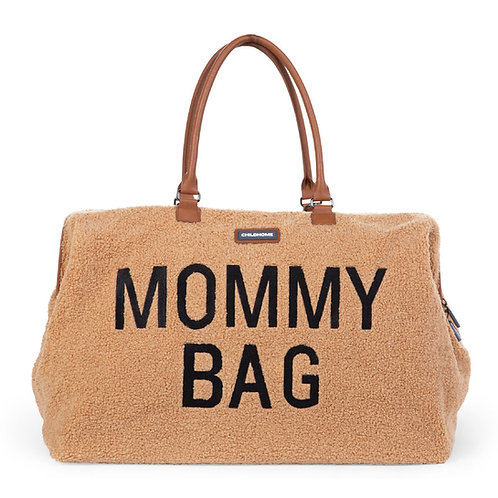 Mommy Bag Sac A Langer - Teddy Beige - Childhome