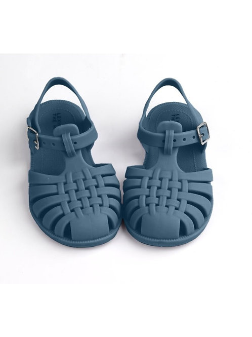 Sandales d'eau souples Bleu - Little Indians