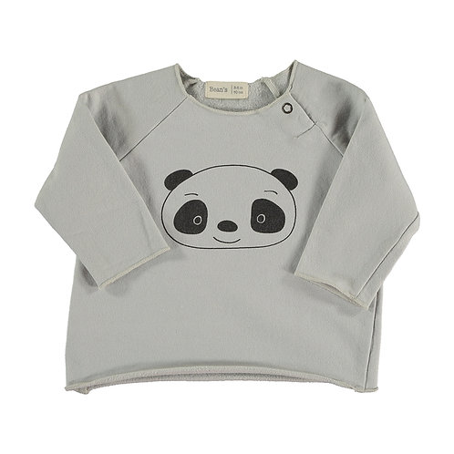 Sweat Panda 100% coton bio - Bean's Barcelona