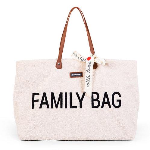 Family bag Teddy écru - Childhome