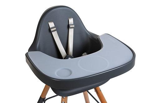 Tablette en silicone pour chaise haute - Childhome - Liste Toma - Van Landschoot