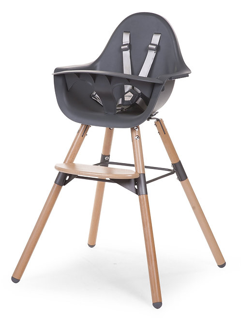 Chaise haute Evolu 2 - Childhome -Liste Toma - Van Landschoot