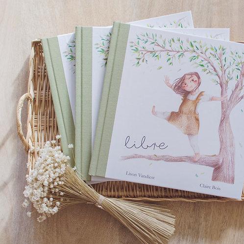 Libre - L'album cartonné - Filles d'Octobre