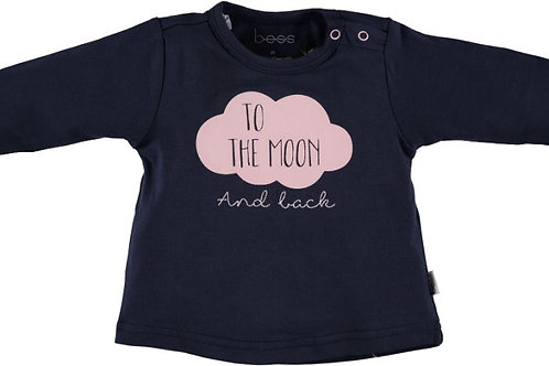 """T-shirt """"To the moon and back"""" - BESS"""