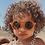 Thumbnail: Lunettes de soleil en plastique recyclé - Yellow - BabyMocs
