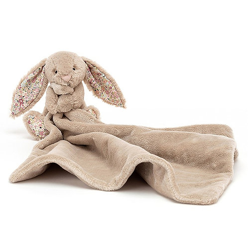 Doudou lange lapin beige Bashful 34 cm - Jelly Cat