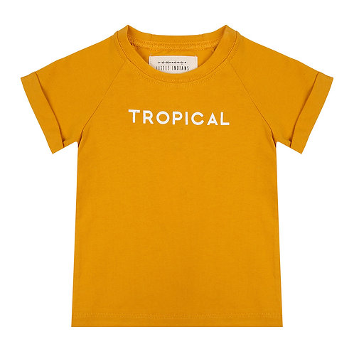 "T-shirt ""Tropical"" - Little Indians"