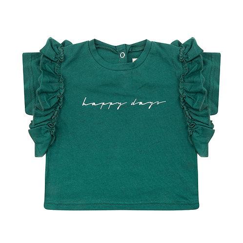 """T-shirt imprimé """"Happy Days"""" - Little Indians"""