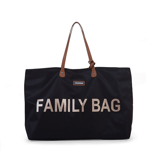 Family bag noir/or - Childhood - Liste Gowie - Wolkowicz