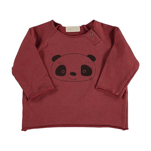 Sweat Panda 100% coton bio - Bean's Barcelona