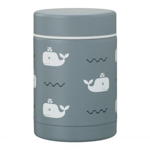 Pot alimentaire thermique 300ml Baleine - Fresk