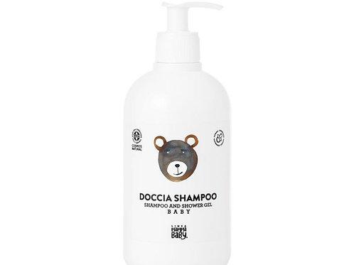 Gel douche & shampooing 500ml - Linea Mamma Baby