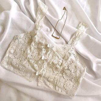 Sérendipité Vintage camisole