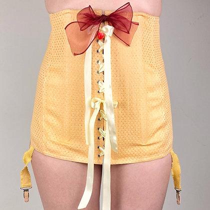 Myosotis ❘ French 50s corset skirt