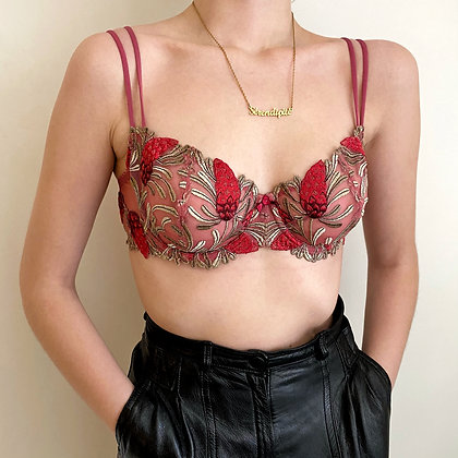 Fanny ❘ French luxury bustier