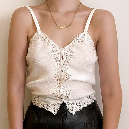 Le Pur ❘ French camisole