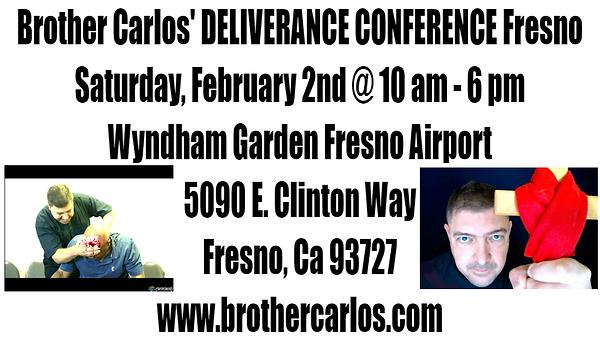 Brother Carlos Deliverance Curse Breakin