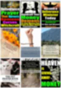 Nine eBook Collection by Brother Carlos.