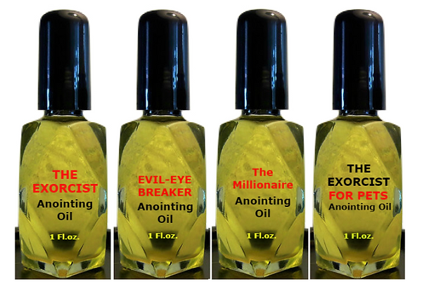 Anointing Oil For Sale Near Me