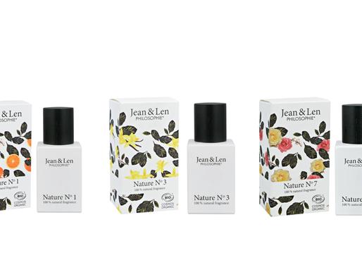 PPN accompagne JEAN&LEN, marque de cosmétique Vegan | PPN works for JEAN&LEN, a vegan cosmetic brand