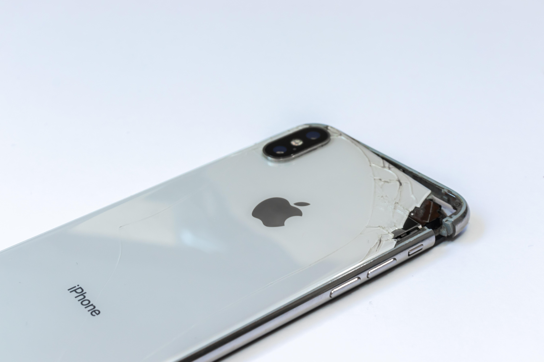 Back Glass Repair iPhone 8-XSMAX