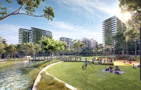 Melrose Park - The New Heart of Sydney