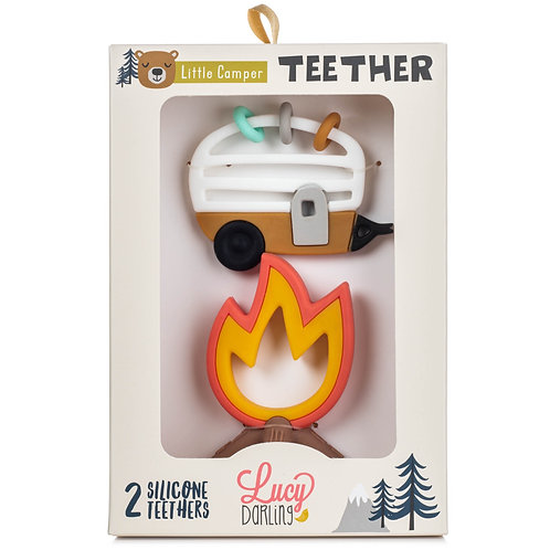 Silicone  Teether | Little Camper