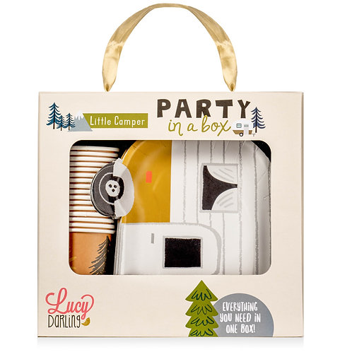 Party in a Box | Little Camper