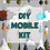Thumbnail: DIY WOODLAND MOBILE KIT | TRIBAL