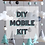 Thumbnail: DIY WOODLAND MOBILE KIT   MINT
