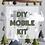 Thumbnail: DIY WOODLAND MOBILE KIT | GREEN