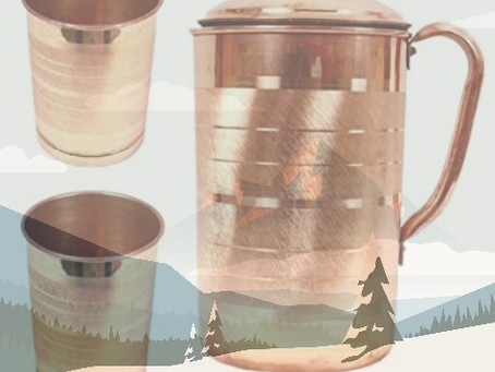 Is it Safe to water Drink from Copper?