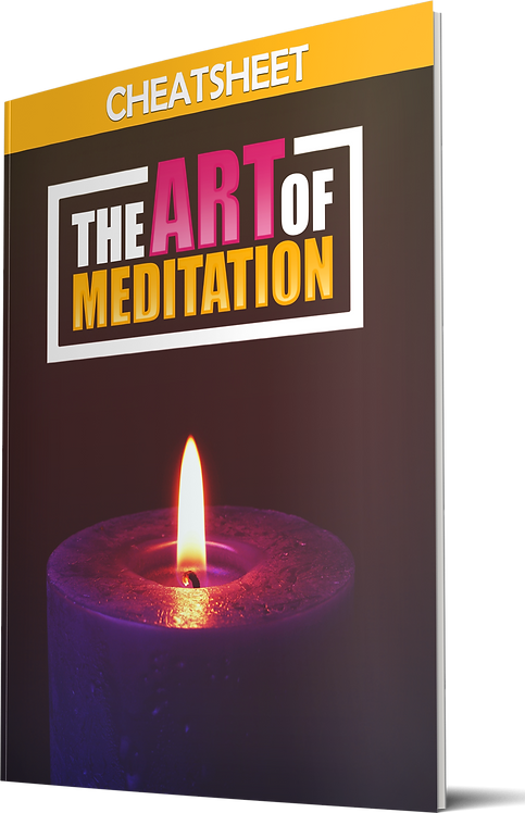 The Art Of Meditation – Week of 30th July