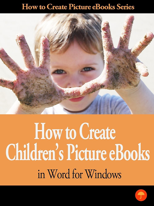 How to Create Childrens Picture eBook In Word