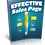 Thumbnail: Effective Sales Page